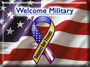 Welcome Military